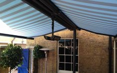 Butterfly awnings 1