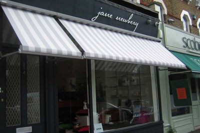 Commercial Awning Designers & Installers - Jane Newbery Awning