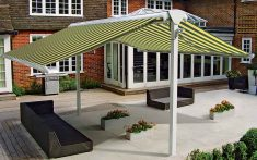 Butterfly awnings 9