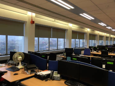 Major Office Refurbishment - Columbo House Project