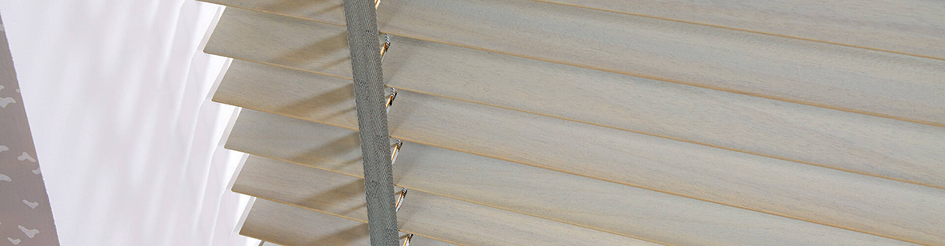 Commercial Wooden Blinds - Hero Image