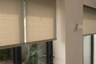 Domestic Electric Roller Blinds Featured Image