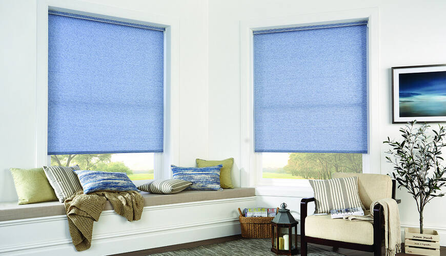 High Quality Domestic Roller Blinds Page