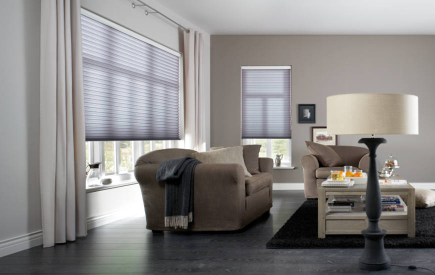 Electric Pleated Blinds Featured Image