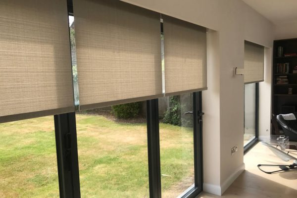Electric Roller Blinds Featured Image