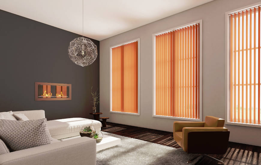Electric Vertical Blinds Featured Image