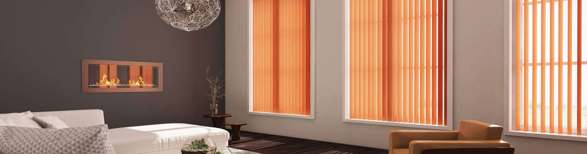 Electric Vertical Blinds