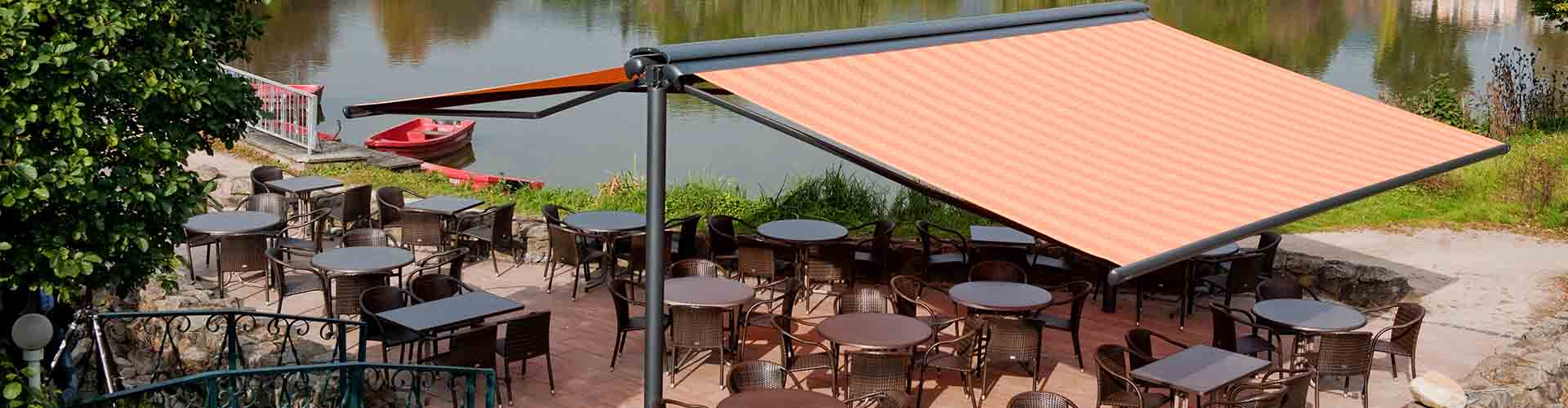 Butterfly Awnings Hero Image