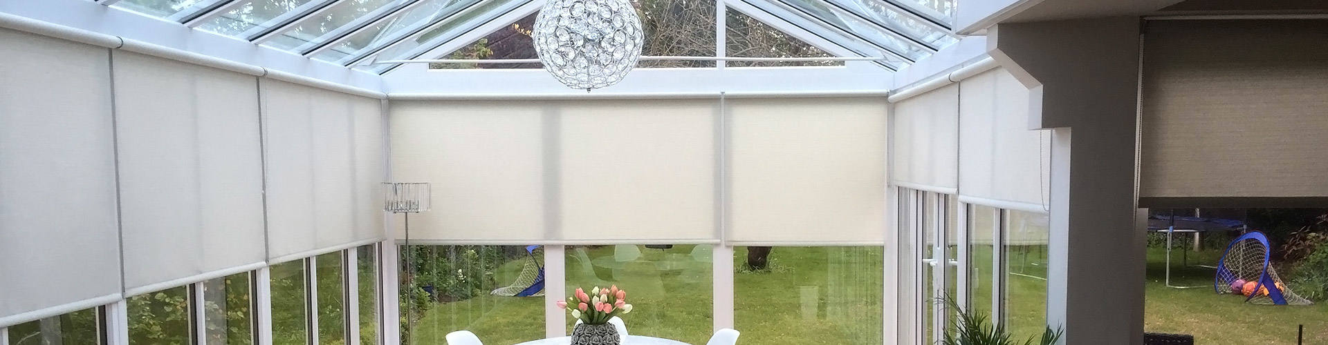 Home & Conservatory Blinds - Hero Image