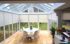 Domestic Roller Blinds for conservatories