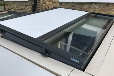 Markilux 770 Over-Glass Awning System Gallery Image 1