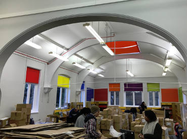 Nunhead Library - Children's Library Windows Case Study Image