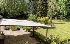 Pergola Installation in Purley, Surrey 1