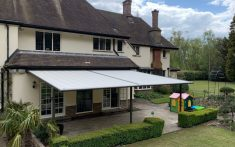 Pergola Installation in Purley, Surrey 2