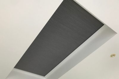 Pleated Duette roof-light blinds - Gallery Image 3
