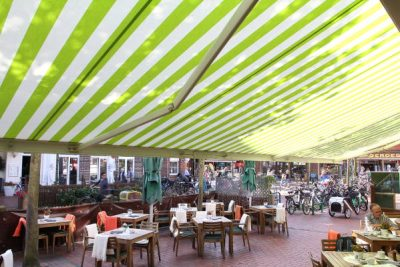 Restaurants Awnings Featured Image