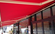Restaurants Awnings Gallery Image 1