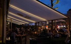 Restaurants Awnings Gallery Image 4