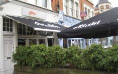 Club and bar awning