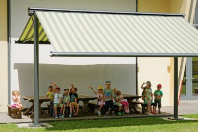 Schools Awnings - Featured image