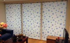 Bi-Fold Door Blinds