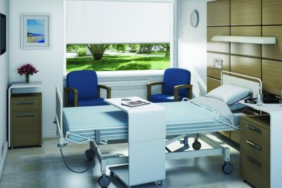 Blinds for Healthcare