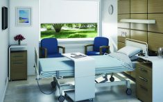 Commercial Blackout Blinds - Blackout Blinds for hospitals and operating theatres