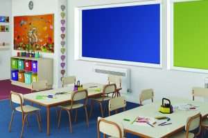 Commercial Blackout Blinds - Blackout blinds for schools
