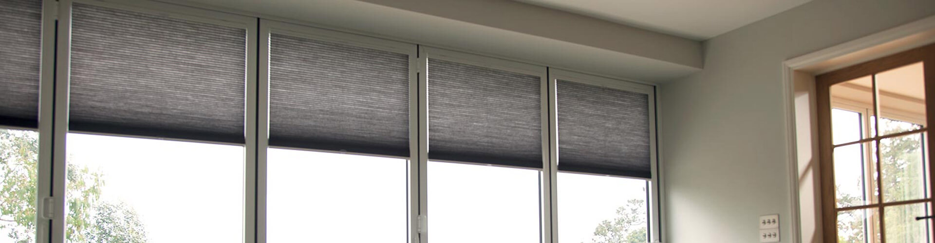 Domestic Blackout Blinds