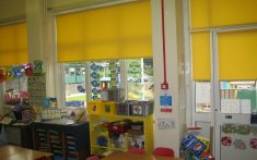 Commercial Roller Blinds for schools