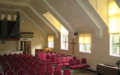 Commercial Roller Blinds - Church image