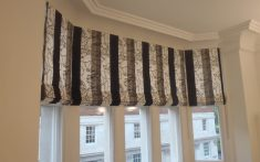 Commercial Roman Blinds - Available in a range of styles and designs