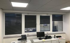 Commercial Aluminium Venetian Blinds for Offices