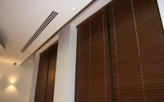 Commercial Wooden Venetian Blinds