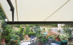 Domestic Awnings - Perfect for gardens