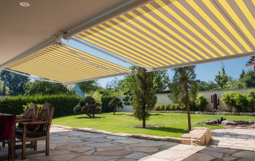 Domestic Awnings