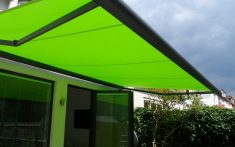 Domestic Awnings - Available in a range of colours