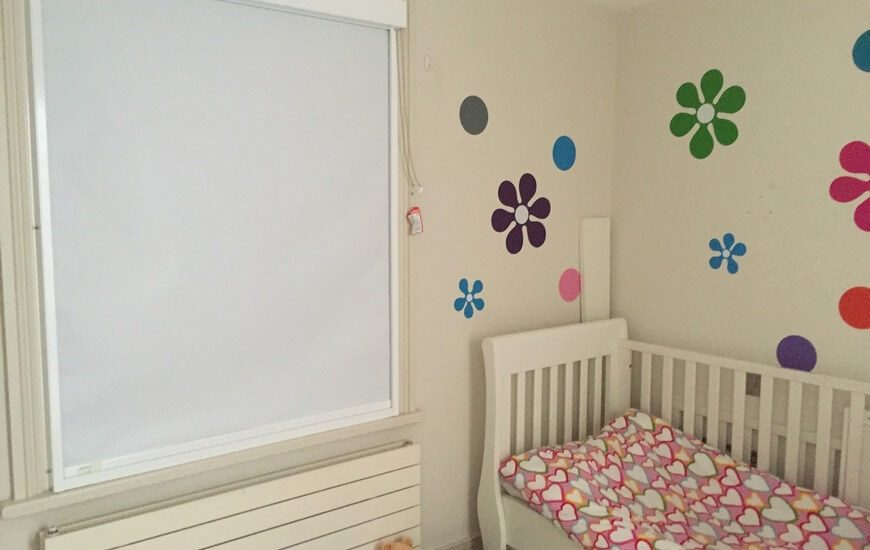 Blackout Blinds Nursery