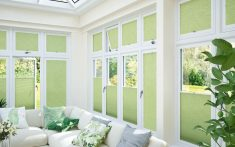 Domestic Perfect Fit Blinds - Available in a range of styles, prints and designs