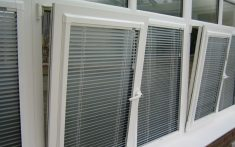 Domestic Perfect Fit Blinds - Close up view