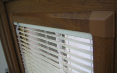 Domestic Perfect Fit Blinds - Close up image