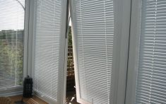 Domestic Perfect Fit Blinds with open window