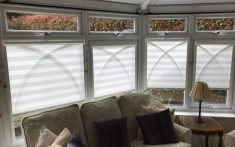Domestic Perfect Fit Blinds for conservatories