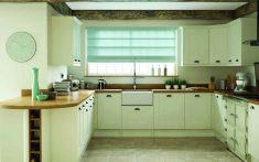 Domestic Roman Blinds for kitchens