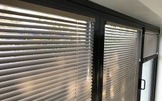 Domestic Venetian Blinds - Close up