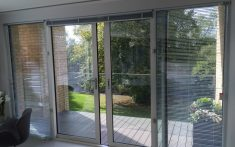 Domestic Venetian Blinds for patio doors