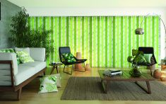 Domestic Vertical Blinds