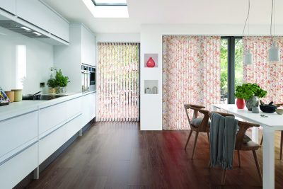 Domestic Vertical Blinds for kitchens