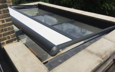 Skylight Blinds & Roof Lantern Blinds from above