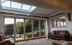 Skylight Blinds & Roof Lantern Blinds for houses across the UK